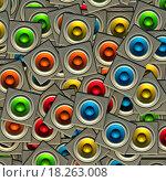 Купить «3d render stack of cubic sound system woofer», фото № 18263008, снято 30 марта 2020 г. (c) easy Fotostock / Фотобанк Лори