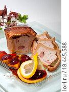Купить «Gourmet Pastete», фото № 18445588, снято 13 июля 2020 г. (c) easy Fotostock / Фотобанк Лори