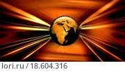 Купить «Concept of digital earth», фото № 18604316, снято 19 ноября 2019 г. (c) easy Fotostock / Фотобанк Лори