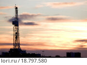 Купить «Drilling Rig Potash Mine», фото № 18797580, снято 23 августа 2019 г. (c) easy Fotostock / Фотобанк Лори