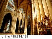 Купить «abbey church Saint_Ouen of Rouen in Normandy», фото № 18814188, снято 20 апреля 2018 г. (c) easy Fotostock / Фотобанк Лори