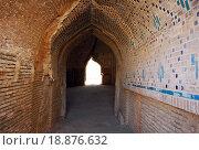 Купить «Интерьер коридора Джума-мечети Самарканда — Биби Ханым», фото № 18876632, снято 22 сентября 2007 г. (c) Elizaveta Kharicheva / Фотобанк Лори
