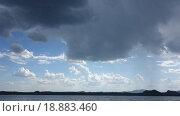Купить «Горное озеро», видеоролик № 18883460, снято 16 декабря 2015 г. (c) Насыров Руслан / Фотобанк Лори