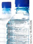 Купить «Cold bottled water», фото № 18955036, снято 19 сентября 2019 г. (c) easy Fotostock / Фотобанк Лори