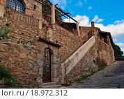 Купить «Large Mediterranean house in Savoca village, Sicily, Italy», фото № 18972312, снято 13 июля 2020 г. (c) easy Fotostock / Фотобанк Лори