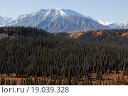 Купить «St. Elias Mountains», фото № 19039328, снято 15 августа 2019 г. (c) easy Fotostock / Фотобанк Лори