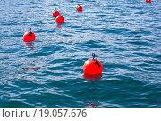 Купить «Buoy numbered», фото № 19057676, снято 20 сентября 2019 г. (c) easy Fotostock / Фотобанк Лори