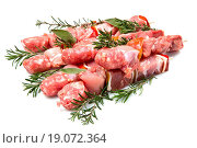 Meat and pepper skewers. Стоковое фото, фотограф Luca Santilli / easy Fotostock / Фотобанк Лори
