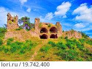 Купить «Ruins Zubstejn, Southern Moravia, Czech Republic, Central Europe», фото № 19742400, снято 16 декабря 2018 г. (c) easy Fotostock / Фотобанк Лори