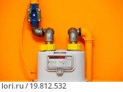Купить «Gas meter», фото № 19812532, снято 22 ноября 2019 г. (c) easy Fotostock / Фотобанк Лори