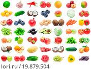 Купить «Fruits and Vegetables», фото № 19879504, снято 22 июня 2018 г. (c) easy Fotostock / Фотобанк Лори