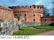 Купить «German fort Der Dohna. Kaliningrad (Koenigsberg)», фото № 19885872, снято 19 февраля 2019 г. (c) easy Fotostock / Фотобанк Лори