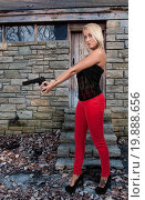 Купить «Female Detective», фото № 19888656, снято 26 мая 2020 г. (c) easy Fotostock / Фотобанк Лори