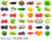 Купить «Fruits and Vegetables», фото № 19898304, снято 22 июня 2018 г. (c) easy Fotostock / Фотобанк Лори