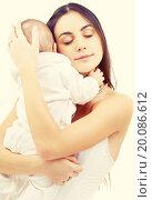 Купить «mother with baby boy», фото № 20086612, снято 22 декабря 2007 г. (c) Syda Productions / Фотобанк Лори