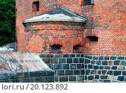 Купить «Defensive tower Dohna. Kaliningrad, Russia», фото № 20123892, снято 19 февраля 2019 г. (c) easy Fotostock / Фотобанк Лори