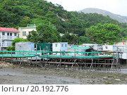 Купить «Fishing village Tai O in Hong Kong», фото № 20192776, снято 18 августа 2012 г. (c) easy Fotostock / Фотобанк Лори