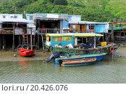 Купить «Tai O fishing village in Hong Kong», фото № 20426076, снято 18 августа 2012 г. (c) easy Fotostock / Фотобанк Лори