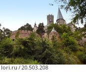 Купить «marienburg castle», фото № 20503208, снято 21 июля 2019 г. (c) PantherMedia / Фотобанк Лори