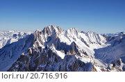 Французские Альпы. Шамони (2012 год). Стоковое фото, фотограф Лощенов Владимир / Фотобанк Лори