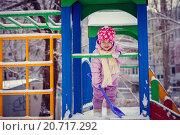 Зимняя прогулка. Стоковое фото, фотограф Корнеева Ирина Владимировна / Фотобанк Лори