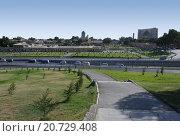 Купить «Вид на древнюю часть города - Самарканд», фото № 20729408, снято 22 сентября 2007 г. (c) Elizaveta Kharicheva / Фотобанк Лори