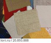 Купить «Fabric samples», фото № 20893888, снято 21 сентября 2019 г. (c) PantherMedia / Фотобанк Лори