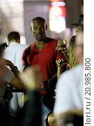 Купить «Gumball 3000 final wrap party in Las Vegas Featuring: Tyson Beckford Where: Las Vegas, Nevada, United States When: 31 May 2015 Credit: Owen Beiny/WENN.com», фото № 20985800, снято 31 мая 2015 г. (c) age Fotostock / Фотобанк Лори