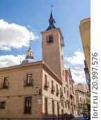 Купить «Iglesia de San Ginés. Madrid. España», фото № 20997576, снято 16 июня 2015 г. (c) age Fotostock / Фотобанк Лори