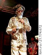 Купить «Bunny Wailer performing at Liverpool O2 Academy Featuring: Bunny Wailer Where: Liverpool, United Kingdom When: 16 Jul 2015 Credit: Sakura/WENN.com», фото № 21174672, снято 16 июля 2015 г. (c) age Fotostock / Фотобанк Лори