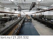 Купить «Euskirchen, ehemalige Tuchfabrik Müller, LVR_Industriemuseum», фото № 21201532, снято 20 ноября 2019 г. (c) age Fotostock / Фотобанк Лори