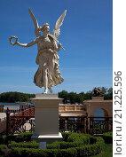 Купить «Schwerin, Schloß, Umbau 1843-58», фото № 21225596, снято 3 июня 2013 г. (c) age Fotostock / Фотобанк Лори