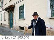 Italy, Castellanza, ANPI Castellanza, Gaetano Castiglioni alias Tanino. (2015 год). Редакционное фото, фотограф Yoko Aziz / age Fotostock / Фотобанк Лори