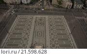 Купить «Площадь героев (Hősök tere) в Будапеште. Съемка с коптера», видеоролик № 21598628, снято 17 июля 2019 г. (c) kinocopter / Фотобанк Лори