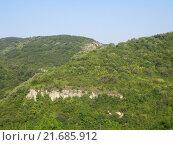 Горы в Болгарии. Стоковое фото, фотограф Фёдор Ромашов / Фотобанк Лори
