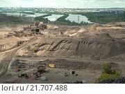 Горнодобывающая промышленность. Стоковое фото, фотограф Дмитрий Рухмалев / Фотобанк Лори