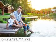 Купить «Outdoors», фото № 21711772, снято 11 августа 2015 г. (c) Raev Denis / Фотобанк Лори