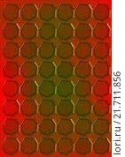 Пивные крышки на темно-зеленом фоне. Стоковая иллюстрация, иллюстратор Ира Кураленко / Фотобанк Лори