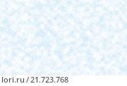 Абстрактный бело-голубой фон. Стоковая иллюстрация, иллюстратор Юлия Цигун / Фотобанк Лори