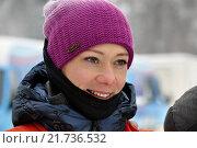 Купить «Ольга Зайцева», фото № 21736532, снято 25 января 2015 г. (c) Голованов Сергей / Фотобанк Лори
