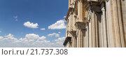 Купить «Кафедральный Собор Воплощения в Гранаде, Испания», фото № 21737308, снято 26 августа 2014 г. (c) Владимир Журавлев / Фотобанк Лори