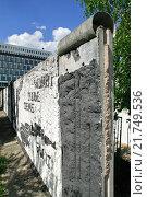 Купить «The Parliament of Trees, Berlin, Germany», фото № 21749536, снято 30 июня 2008 г. (c) Caro Photoagency / Фотобанк Лори