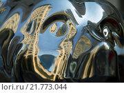 Купить «Berlin, mirroring skyscrapers in the face of Bears», фото № 21773044, снято 21 апреля 2005 г. (c) Caro Photoagency / Фотобанк Лори