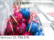 Яблоки. Стоковое фото, фотограф Ania Alabusheva / Фотобанк Лори