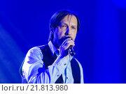 Николай Носков (2015 год). Редакционное фото, фотограф Михаил Ворожцов / Фотобанк Лори