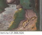 Купить «Saints Maurus and Placidus (San Mauro e San Placido), by Anonymous, 16th Century, fresco», фото № 21866924, снято 10 декабря 2018 г. (c) age Fotostock / Фотобанк Лори