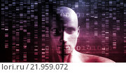 Купить «Genome Sequence», фото № 21959072, снято 22 октября 2019 г. (c) PantherMedia / Фотобанк Лори