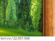 Купить «Oil painting close up», фото № 22057568, снято 22 февраля 2019 г. (c) easy Fotostock / Фотобанк Лори