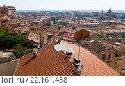 Купить «General view of Tarazona», фото № 22161488, снято 23 января 2019 г. (c) Яков Филимонов / Фотобанк Лори