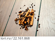 Запах корицы. Стоковое фото, фотограф Ольга Морозова / Фотобанк Лори